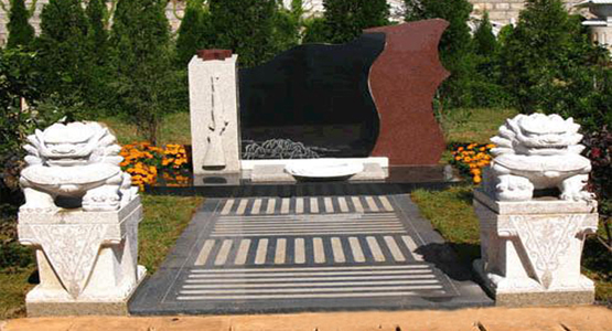 陕西西安九龙山公墓