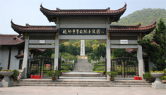 浙江杭州南山陵园