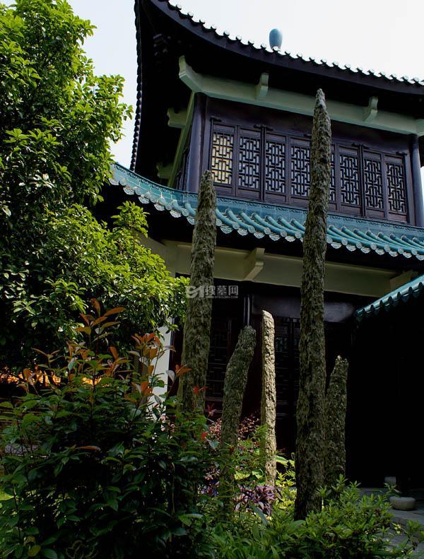 上海福寿园海港陵园 名人墓地