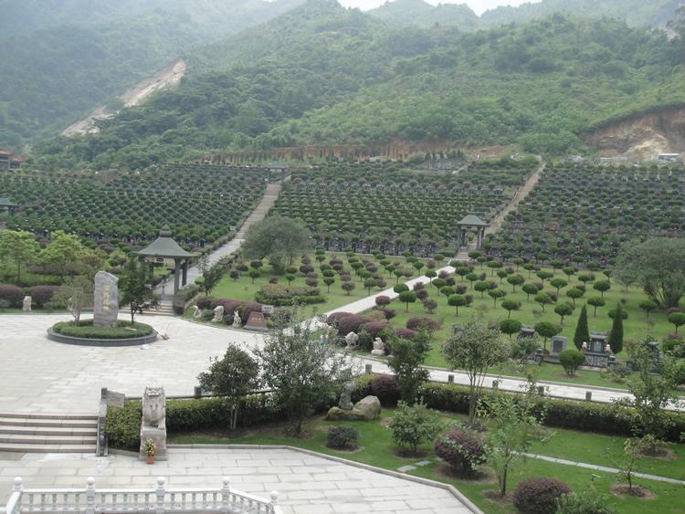 秦皇岛长城陵园