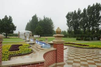 河南福寿园墓地价格图片