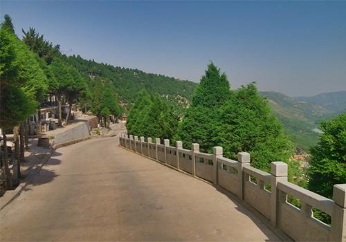 2016年2月26日陕西西安寿阳山骨灰墓园成功加入91搜墓