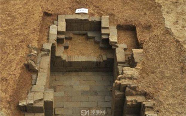 考古 青羊 古墓高清图片
